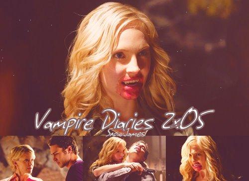 Vampire Diaries: Saison 2: épisode 5
