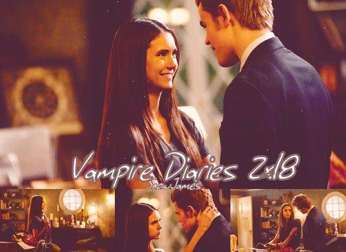 Vampire Diaries: Saison 2: épisode 18