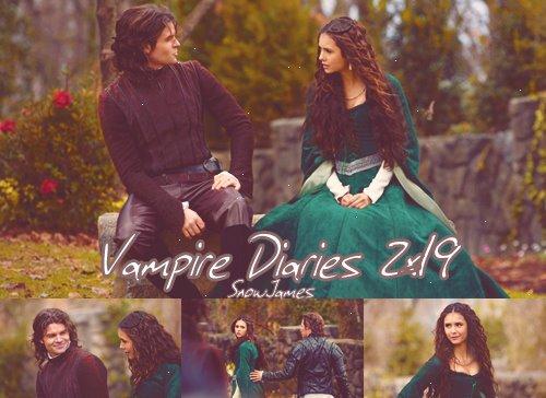 Vampire Diaries: Saison 2: épisode 19