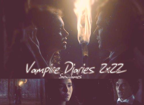 Vampire Diaries: Saison 2: épisode 22
