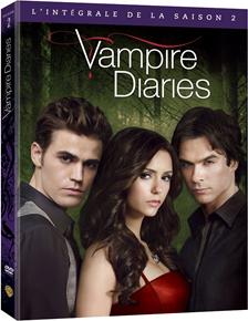 Vampire Diaries: Dvd: Saison 2