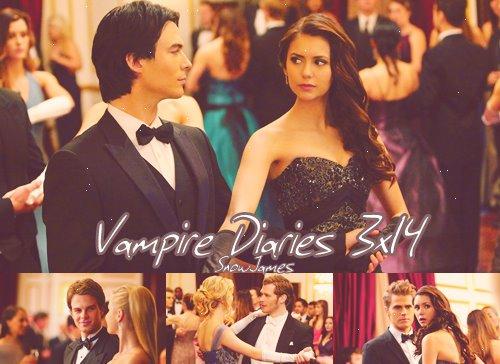 Vampire Diaries: Saison 3: épisode 14