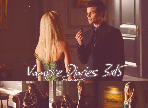 Vampire Diaries: Saison 3: épisode 15