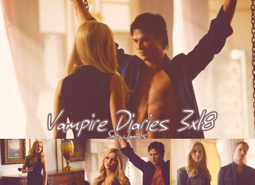 Vampire Diaries: Saison 3: épisode 18