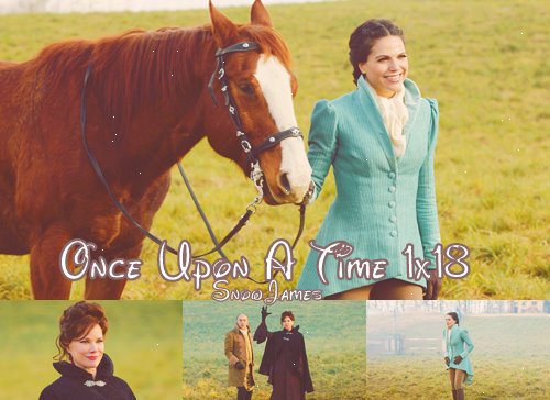 Once Upon A Time: Saison 1: épisode 18