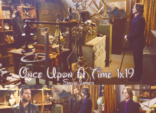 Once Upon A Time: Saison 1: épisode 19