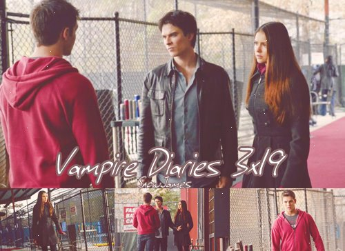 Vampire Diaries: Saison 3: épisode 19
