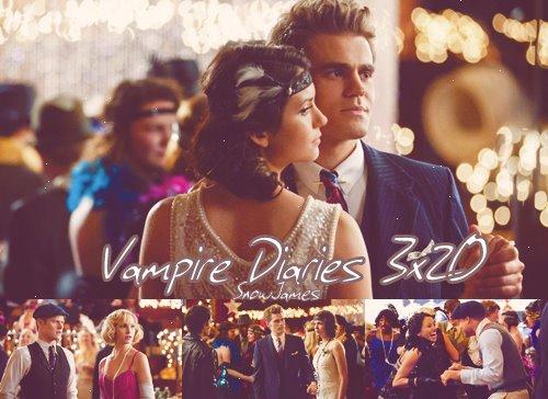 Vampire Diaries: Saison 3: épisode 20