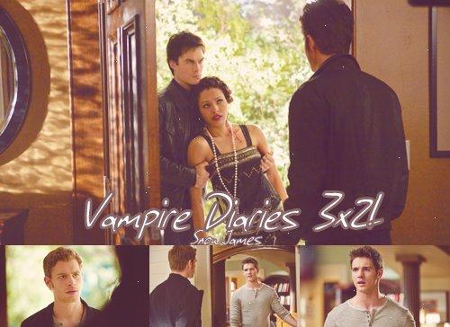 Vampire Diaries: Saison 3: épisode 21