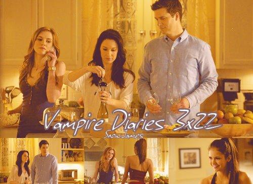Vampire Diaries: Saison 3: épisode 22