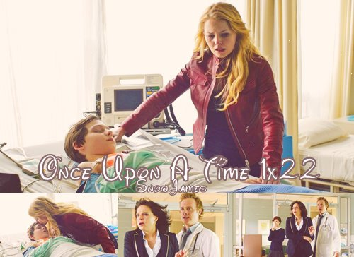 Once Upon A Time: Saison 1: épisode 22