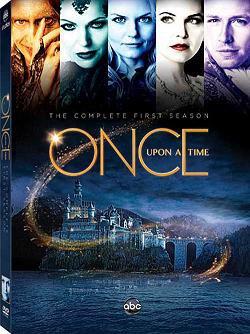 Once Upon A Time: DVD: Saison 1