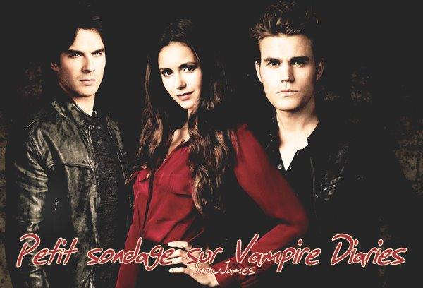 Vampire Diaries: Sondage: Quelle est ton épisode préféré de la saison 3?