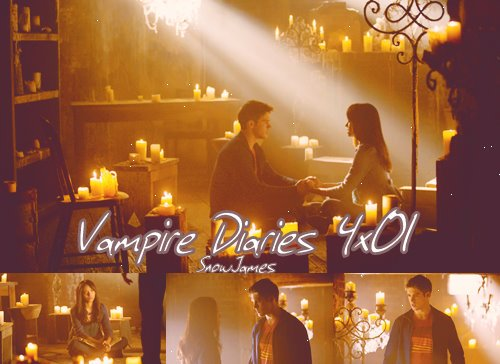Vampire Diaries: Saison 4: épisode 1