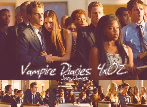Vampire Diaries: Saison 4: épisode 2