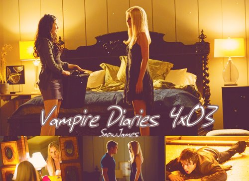 Vampire Diaries: Saison 4: épisode 3