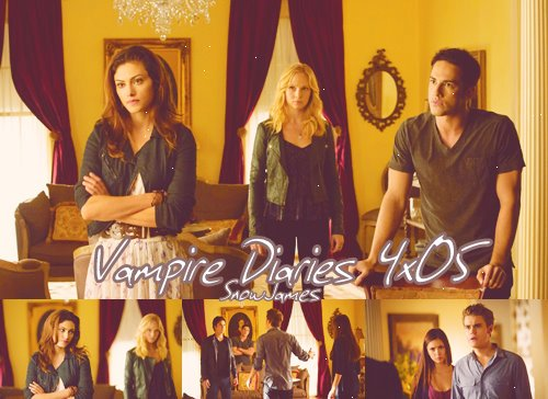 Vampire Diaries: Saison 4: épisode 5