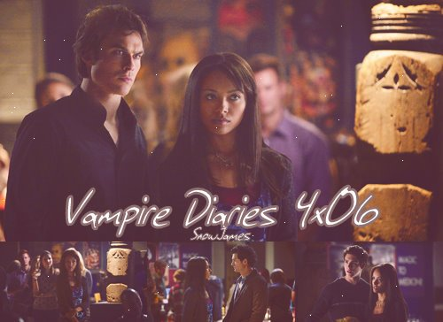 Vampire Diaries: Saison 4: épisode 6