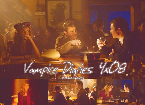 Vampire Diaries: Saison 4: épisode 8