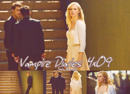 Vampire Diaries: Saison 4: épisode 9