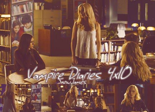 Vampire Diaries: Saison 4: épisode 10