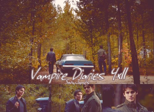 Vampire Diaries: Saison 4: épisode 11