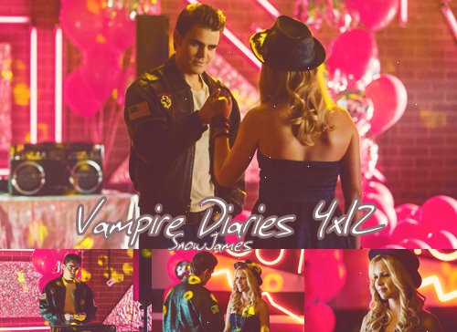 Vampire Diaries: Saison 4: épisode 12