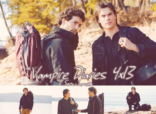 Vampire Diaries: Saison 4: épisode 13