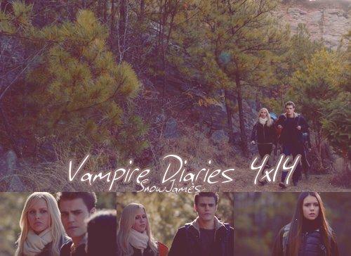 Vampire Diaries: Saison 4: épisode 14