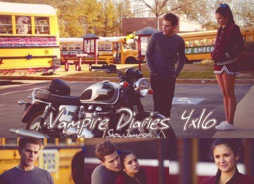 Vampire Diaries: Saison 4: épisode 16