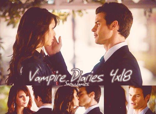 Vampire Diaries: Saison 4: épisode 18