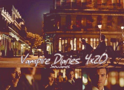 Vampire Diaries: Saison 4: épisode 20