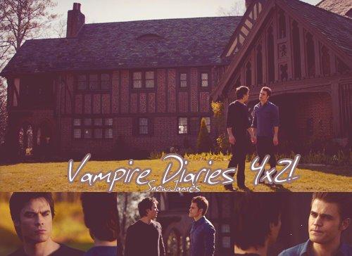 Vampire Diaries: Saison 4: épisode 21