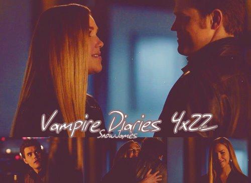 Vampire Diaries: Saison 4: épisode 22