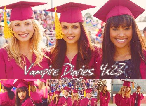 Vampire Diaries: Saison 4: épisode 23