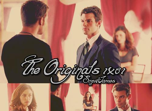 The Originals: Saison 1: épisode 1