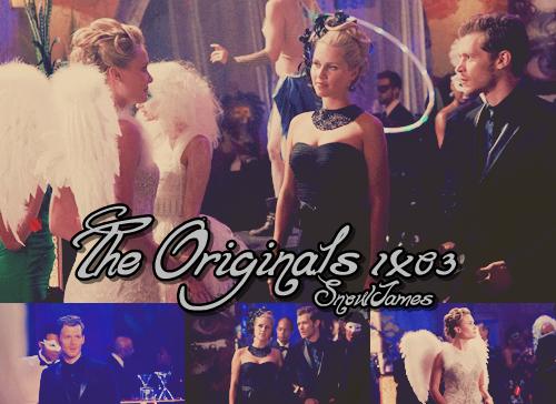 The Originals: Saison 1: épisode 3