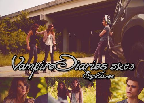 Vampire Diaries: Saison 5: épisode 3