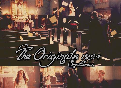 The Originals: Saison 1: épisode 4