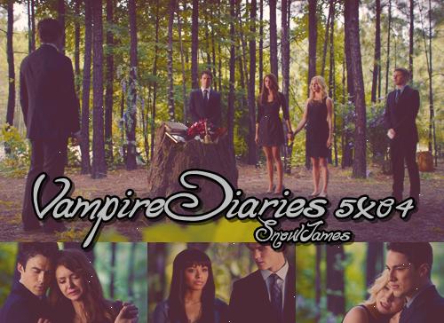 Vampire Diaries: Saison 5: épisode 4