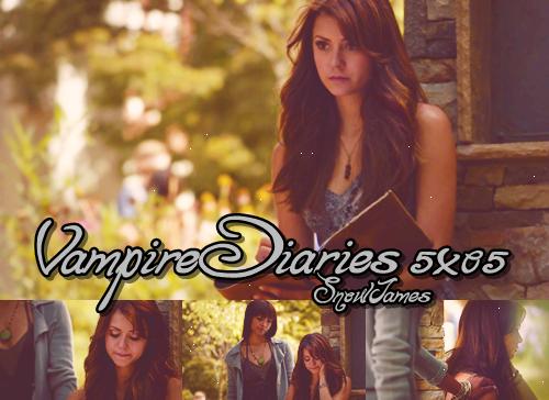 Vampire Diaries: Saison 5: épisode 5