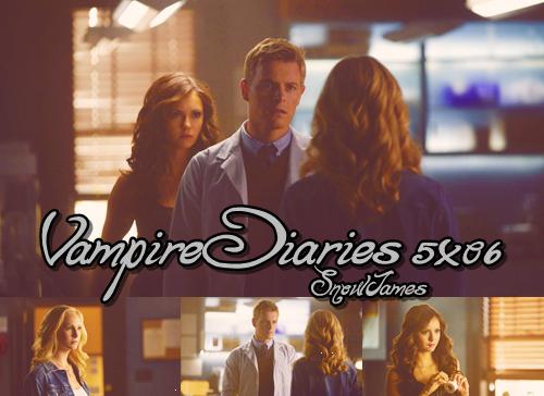 Vampire Diaries: Saison 5: épisode 6