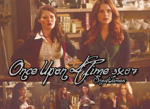 Once Upon A Time: Saison 3: épisode 7