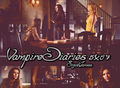 Vampire Diaries: Saison 5: épisode 7