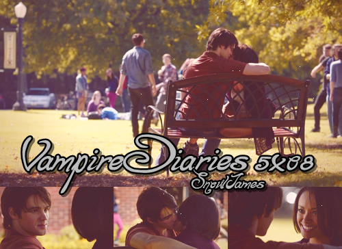 Vampire Diaries: Saison 5: épisode 8