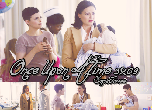 Once Upon A Time: Saison 3: épisode 9