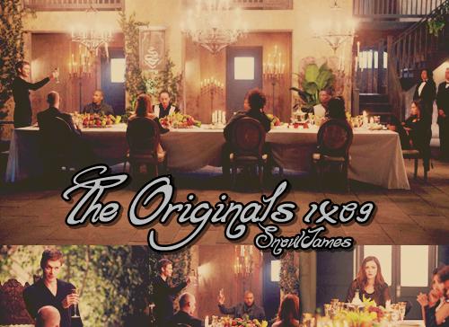 The Originals: Saison 1: épisode 9