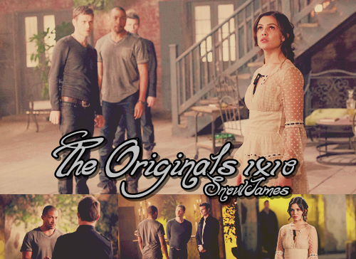 The Originals: Saison 1: épisode 10