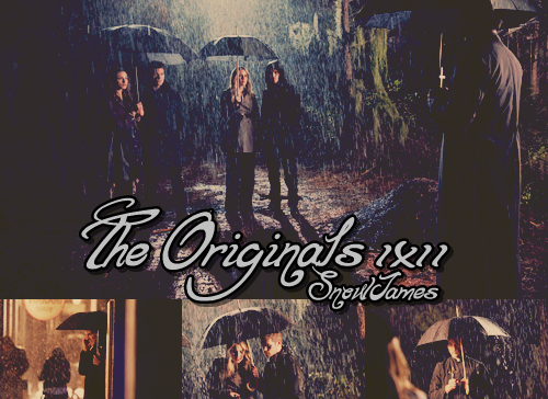 The Originals: Saison 1: épisode 11