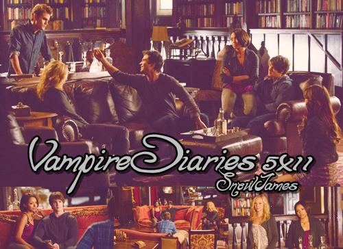 Vampire Diaries: Saison 5: épisode 11